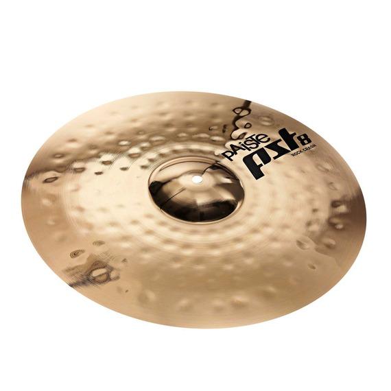 "Paiste PST 8 Reflector Medium Crash Cymbal - 16"""