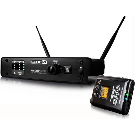 Line 6 Relay G55 Wireless Guitar System