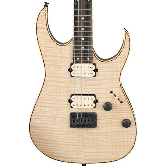 Ibanez RGEW521FM Electric Guitar - Natural Flat
