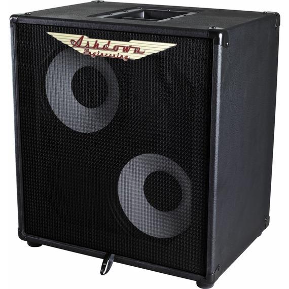 "Ashdown Rootmaster EVO II 2x10"" Bass Cabinet - Whiteline Speaker"