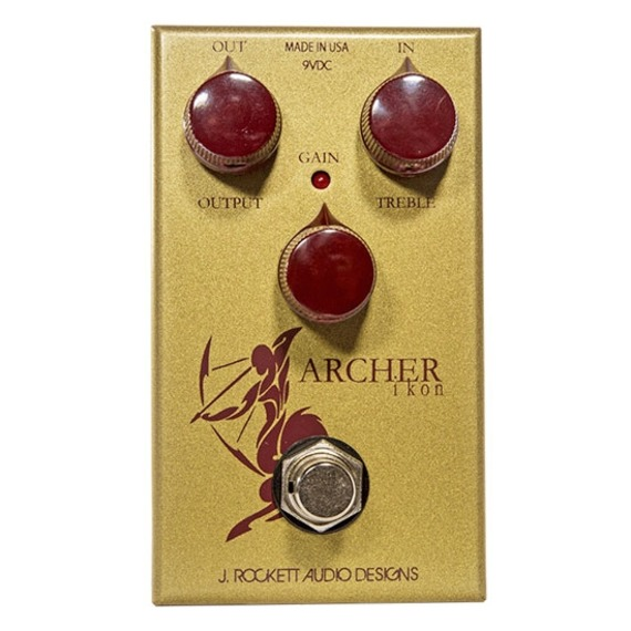 J Rockett Archer IKON Overdrive Pedal