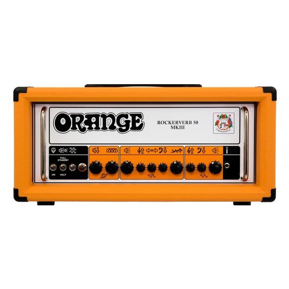Orange Rockerverb MkIII 50 Watt Guitar Head