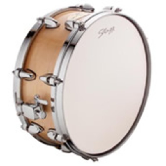 "Stagg Maple Snare Drum - 14""x5.5"""