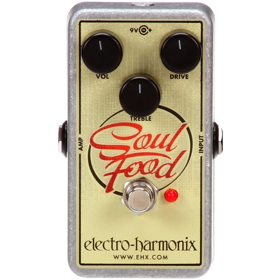 Electro Harmonix Soul Food - Overdrive Pedal