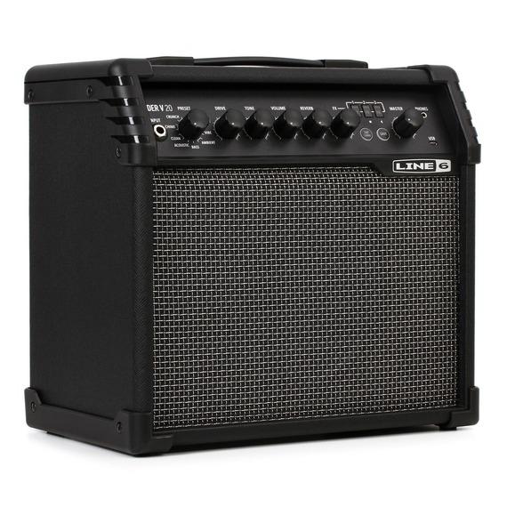 Line 6 Spider V 20 Guitar Amp - 20 Watt Combo