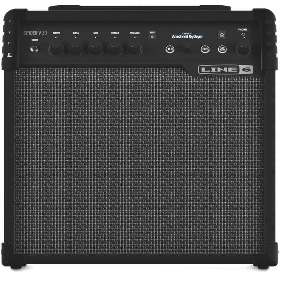 Line 6 Spider V 30 Guitar Amp - 30 Watt Combo