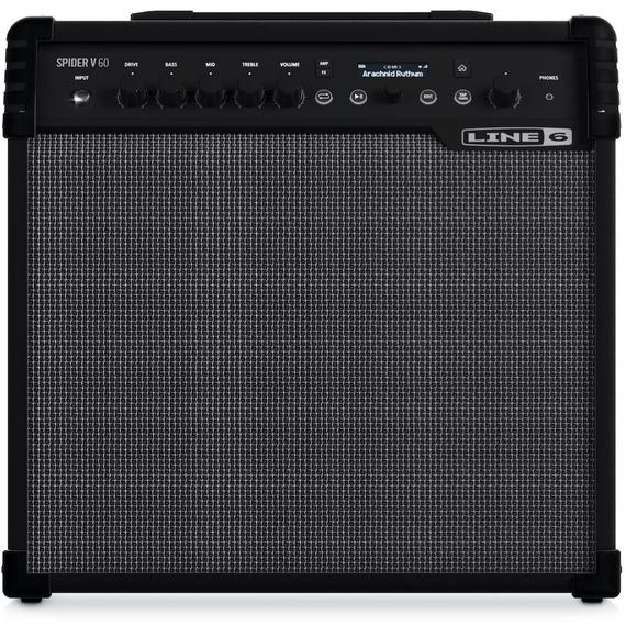 Line 6 Spider V 60 Guitar Amp - 60 Watt Combo