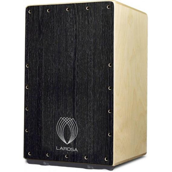 Larosa Studio BLACK Cajon - Professional Series
