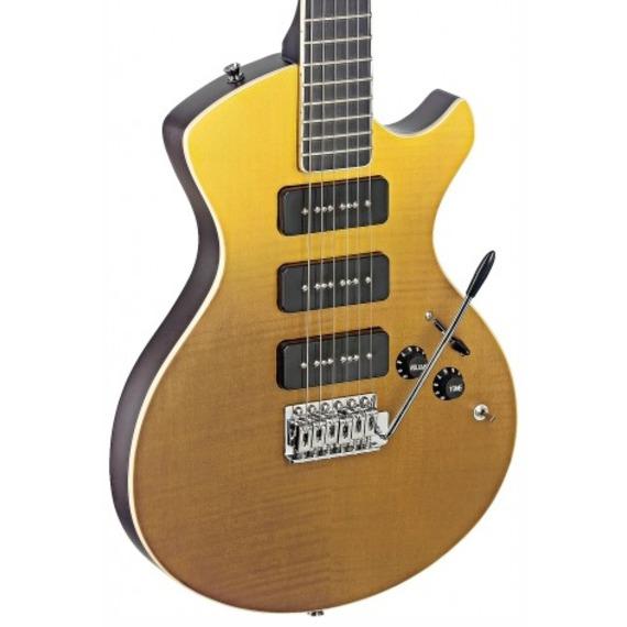 Silveray Nash Deluxe Electric Guitar - Shading Sunburst/3 P90's