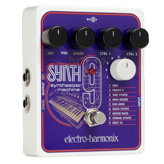 Electro Harmonix SYNTH9 - Syntheziser Machine Pedal