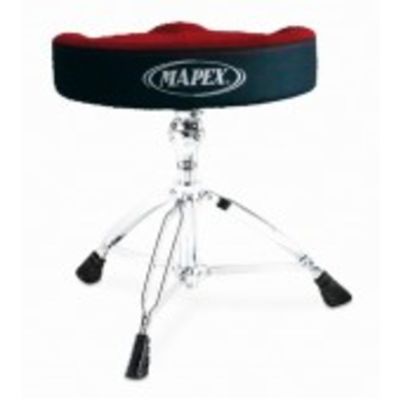 Mapex T765 Red - Drum Stool