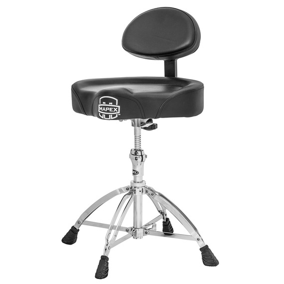 Mapex T775A - Drum Stool with Backrest