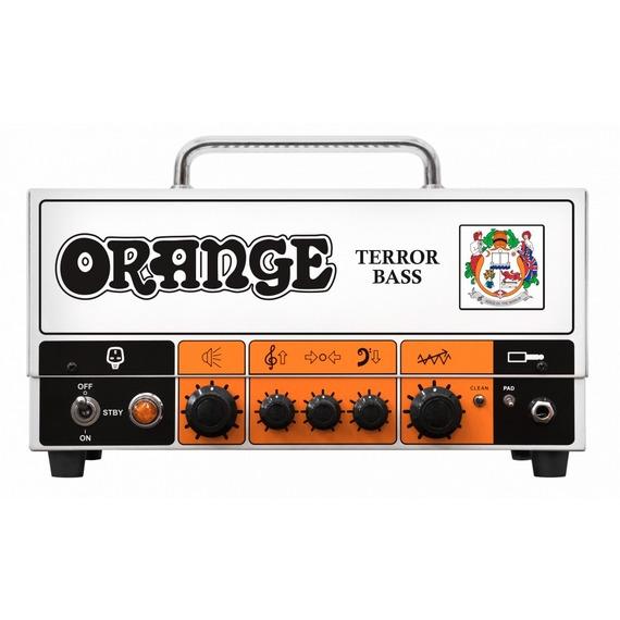 Orange Terror Bass - 500w Hybrid Bass Amp