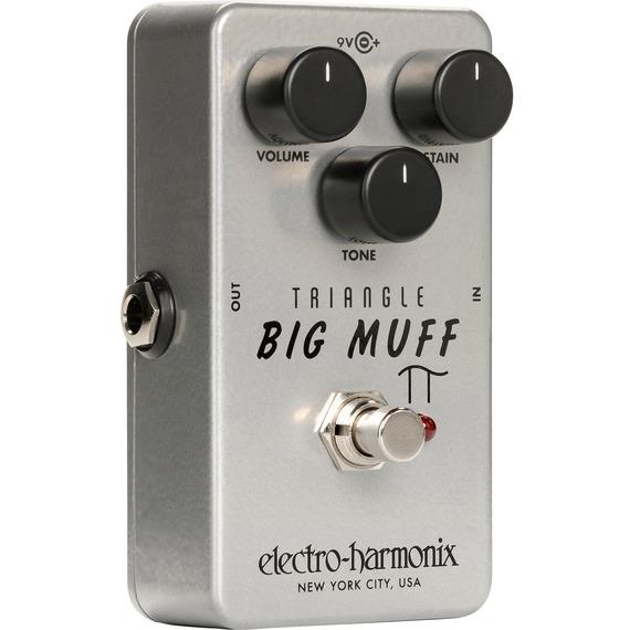 Electro Harmonix Triangle Big Muff Distortion Pedal