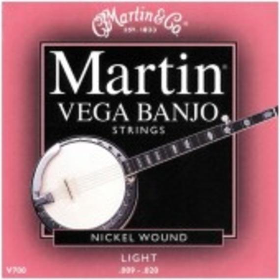 Martin V700 Banjo Strings