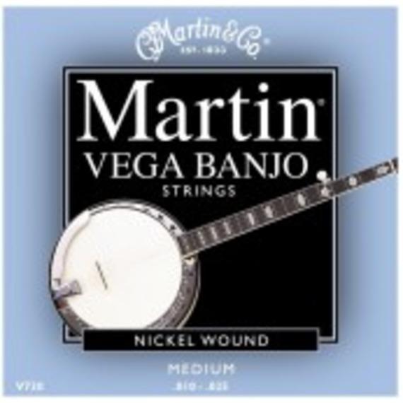 Martin V730 Banjo Strings