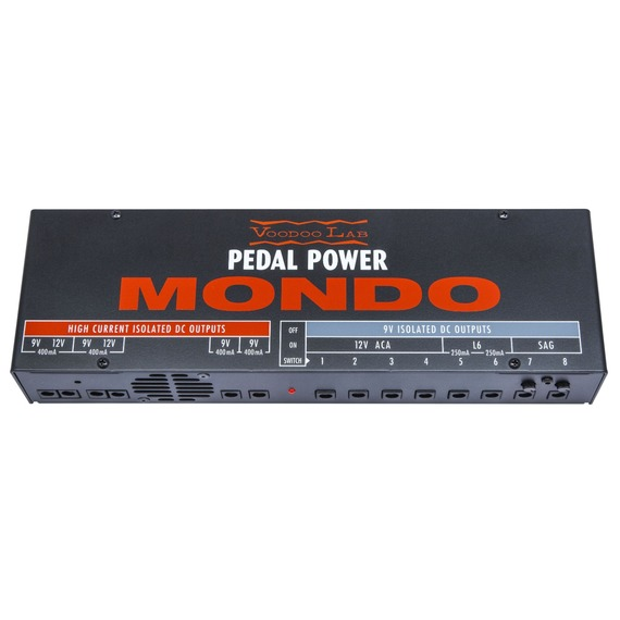 Voodoo Labs Pedal Power Mondo - Effects Power Supply