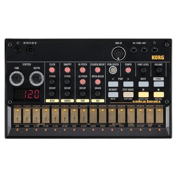 Korg Volca Beats - Analogue Drum Machine