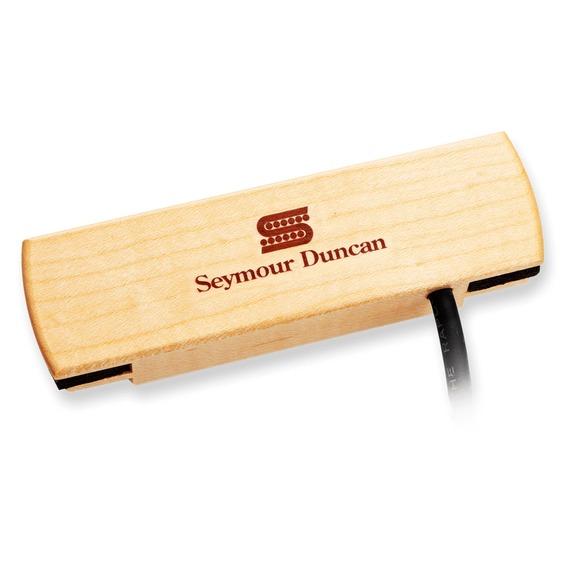 Seymour Duncan Woody HC Soundhole Acoustic Pickup - Maple