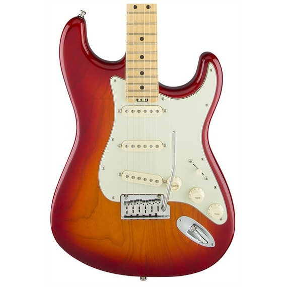 Fender American Elite Strat - Maple Fingerboard