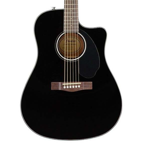 Fender CD60SCE Dreadnought Electro Acoustic Guitar