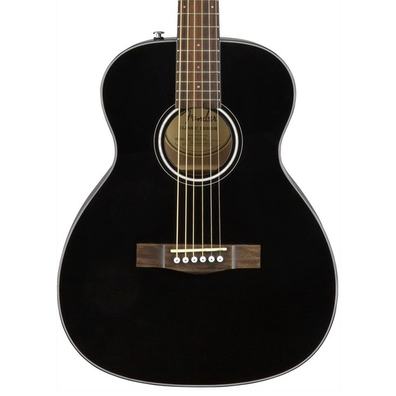 Fender CT60S Solid Top Travel Acoustic Guitar