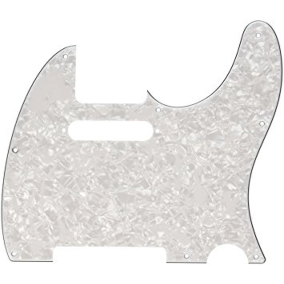 Fender Tele Pickguard 8 Hole