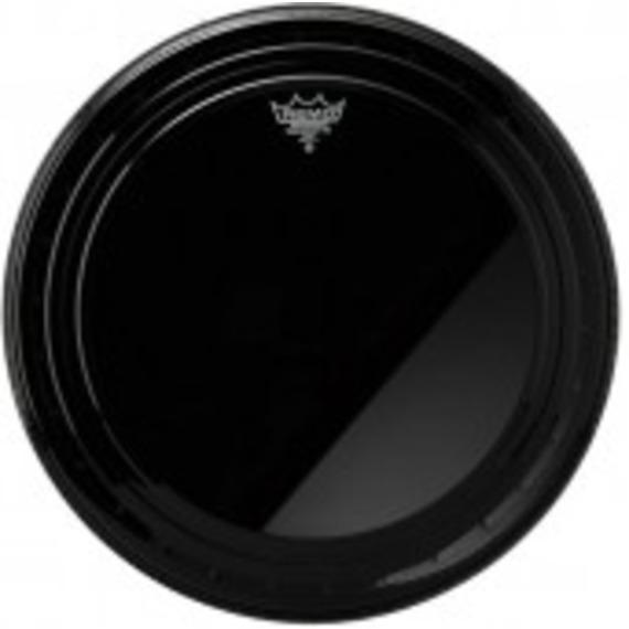 Remo Powerstroke Pro Ebony Bass Drum Resonant Head