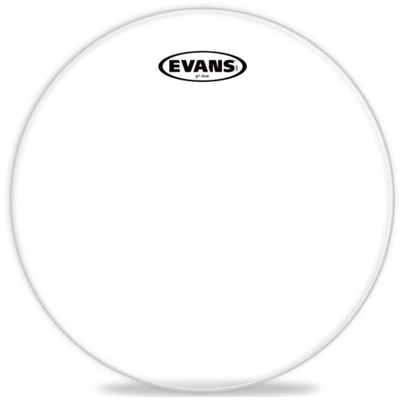 Evans G1 Clear Drum Head