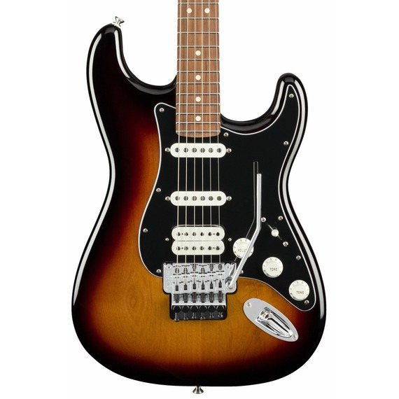 Fender Player HSS Stratocaster with Floyd Rose - Rosewood Fingerboard