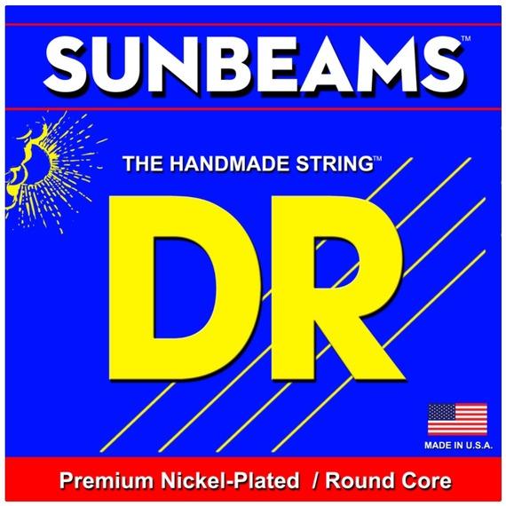 DR Sunbeams - 4 String Set of Bass Strings