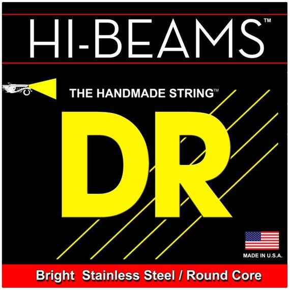 DR Hi-Beam - 4 String Set of Bass Strings