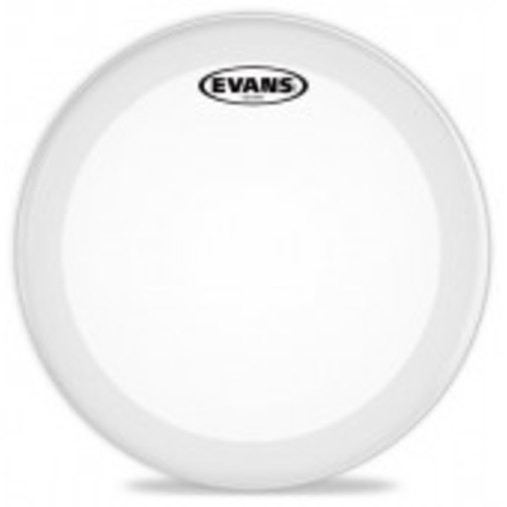 Evans EQ3 Frosted Bass Drum Batter Head