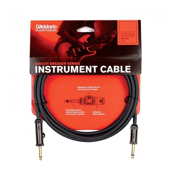 Planet Waves Circuit Breaker Series Cable