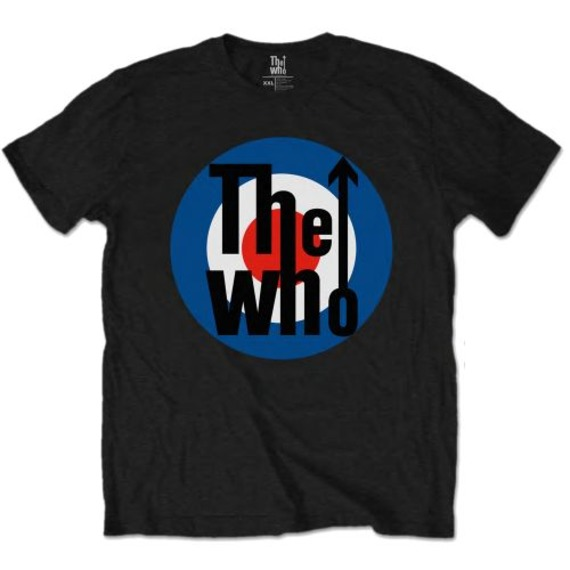 Official The Who Target Classic T-Shirt