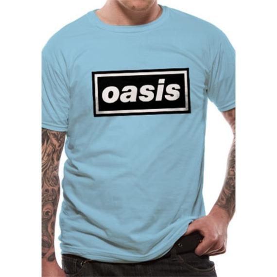 Official Oasis Logo T-Shirt