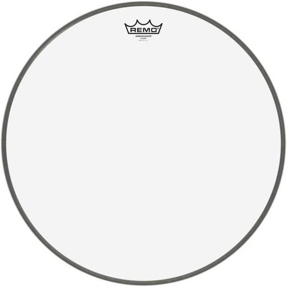 Remo Ambassador Clear Bass Drum Head