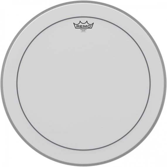 Remo Pinstripe Coated Bass Drum Head