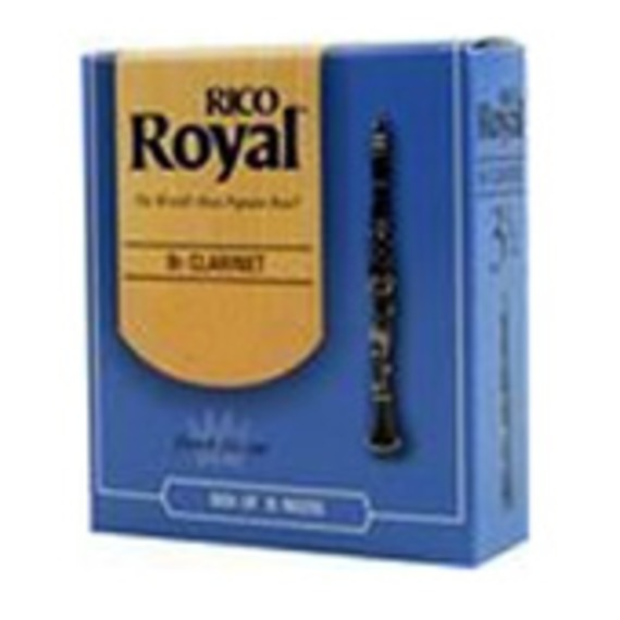 Rico Royal Bb Clarinet Reed - 10 Pack