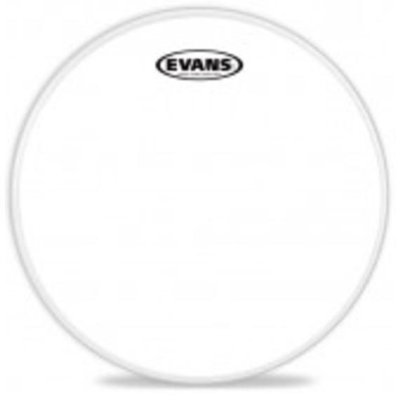 Evans Power Center Reverse Dot Snare Batter Drum Head