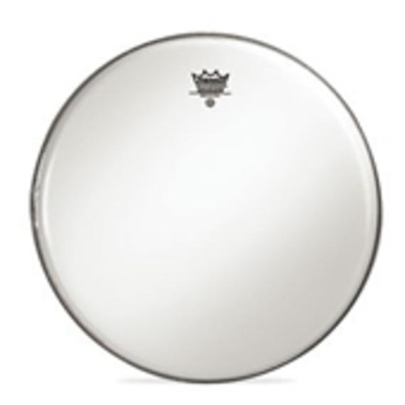 Remo Ambassador Smooth White Bass Drum Head