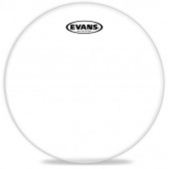 Evans Glass 500 Snare Side Drum Head