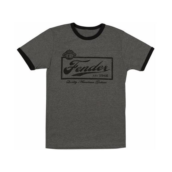 Fender T-Shirt - Beer Label