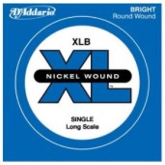 D'addario Nickel Wound XL Single Bass String