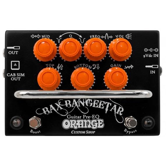 Orange Bax Bangeetar Pedal