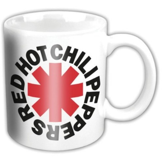 Official Red Hot Chili Peppers Boxed Mug - Asterisk