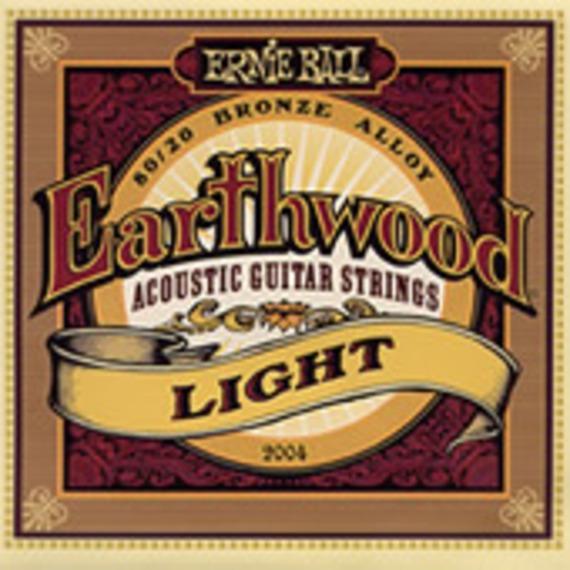 Ernie Ball Earthwood Acoustic Strings