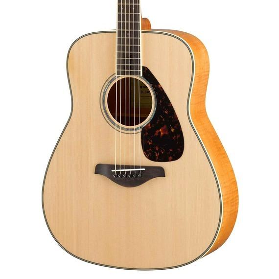 Yamaha FG840 Acoustic Guitar - Natural