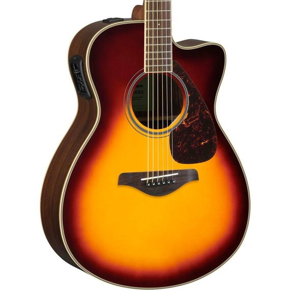 Yamaha FSX830C Electro Acoustic Guitar