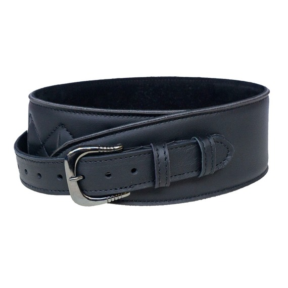 Leather Graft Comfy Softie Guitar Strap BUCKLE